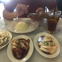 Photo taken at Ipoh Hainan Chicken Rice by Erin E. on 7/1/2017