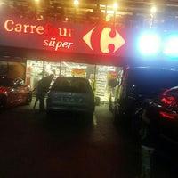 Photo taken at CarrefourSA Süper by KARA K. on 5/29/2016