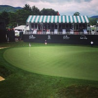 Photo taken at The Greenbrier Golf Club by Joey L. on 7/5/2013