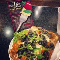 Photo taken at Mia Za's Café by Ryan S. on 2/4/2013