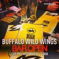 Photo taken at Buffalo Wild Wings by Ryan S. on 1/31/2013
