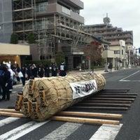 Photo taken at まちなかプラザ by Hikaru T. on 11/10/2012