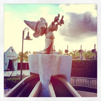 Photo taken at Fantasia Gardens Miniature Golf by Frank L. on 1/14/2013