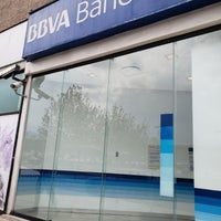 Photo taken at BBVA Bancomer by Cocos B. on 9/1/2018