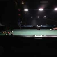 Photo taken at Gaol Billiard Pool & Lounge by Thoyyib R. on 8/19/2014
