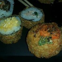 Photo taken at Morada do Sushi by San L. on 10/16/2012