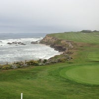Photo taken at Half Moon Bay Golf Links by S. O. on 6/7/2013