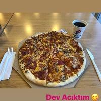 4/24/2018 tarihinde Kadir B.ziyaretçi tarafından Domino's Pizza'de çekilen fotoğraf