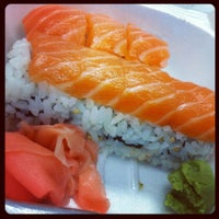 Photo taken at Crazy Sushi by Ujena on 11/29/2012