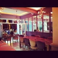 Photo taken at La Vie en Rose by Begum A. on 10/11/2012