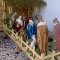 Photo taken at Templo Votivo do Santíssimo Sacramento by Daniel A. on 11/30/2013