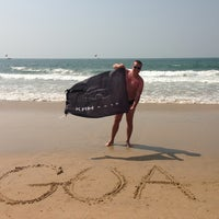 Photo taken at Goa by Игорь Г. on 1/18/2013