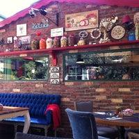 10/20/2012 tarihinde ELFonyziyaretçi tarafından La Cigale'de çekilen fotoğraf