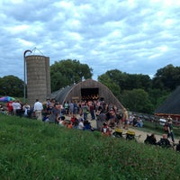 Photo taken at Codfish Hollow Barn by Aaron S. on 8/5/2013