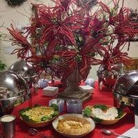 Photo taken at Cowboy Brazilian Steakhouse by Richard K. on 11/3/2012