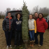 Photo taken at Arend Tree Farm by David D. on 12/1/2012
