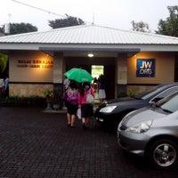Photo taken at Balai Kerajaan Saksi-Saksi Yehuwa by Izard M. on 4/25/2015
