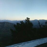 Photo taken at Alto del Fito by Alberto J. on 12/29/2014