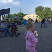 Photo taken at Детская Площадка by Тарас К. on 5/12/2016