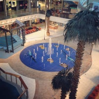 Photo taken at Red Sea Mall by Omnia M. on 2/25/2013