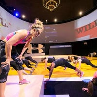 Photo taken at #UAGrandCentral #UnderArmour by Kara O. on 2/2/2014