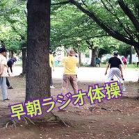 Photo taken at 港区立高輪南町児童遊園 by 象元 天. on 8/4/2016
