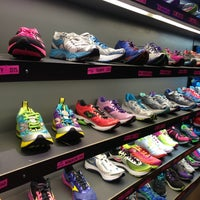 Photo taken at New York Running Company by Eric R. on 4/11/2013