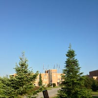 Photo taken at Hotelli Aquarius by Jaakko K. on 6/7/2013