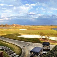 Photo taken at Rum Pointe Seaside Golf Links by Jeremy H. on 4/2/2013