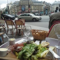 Photo taken at Café Montparnasse by Roberto Q. on 6/21/2013