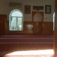 Photo taken at Sığacık Camii by Şahin Ç. on 11/29/2017