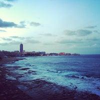 Photo prise au Gardens Sliema Sea Front par Ming Y. le1/25/2013