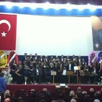 Photo taken at Tekirdağ BB Kültür Merkezi by Goktug on 5/3/2013