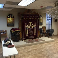 Photo taken at Congregation Bet Rambam by Alex S. on 1/22/2015