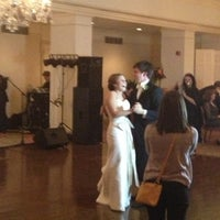 Photo taken at Augusta Country Club by Bailey R. on 10/21/2012