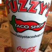 Photo taken at Fuzzy's Taco Shop by Scott S. on 5/12/2013