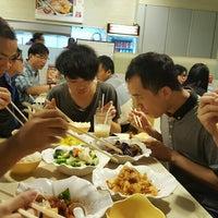 Photo taken at No. 1 Hung To Road 鴻圖道一號 by Matthew J. on 7/13/2016