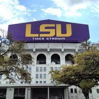 Photo taken at Louisiana State University by Tony B. on 3/17/2013
