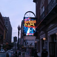 Photo taken at Wilbur Theatre by Brian B. on 6/2/2013