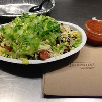 Photo taken at Chipotle Mexican Grill by Roland L. on 4/16/2013