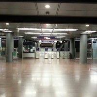 Photo taken at Metro Cabo Ruivo [VM] by Cevino on 12/30/2013