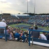 Photo prise au Western & Southern Tennis Media Center par Anna le8/17/2017