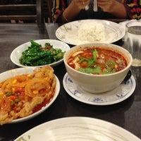 Photo taken at Sara Thai Kitchen by M Azizol S. on 2/24/2013