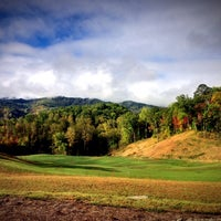 Photo taken at Sequoyah National Golf Club by Greg C. on 10/7/2013