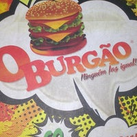Photo taken at O Burgão by Analira S. on 6/5/2013
