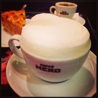 Photo taken at Caffè Nero by Lucid D. on 5/4/2013