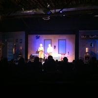 Photo taken at Trustus Theatre by Kim H. on 12/8/2012
