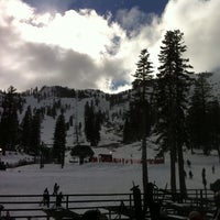 Photo taken at Alpine Meadows Ski Resort by Michael L. on 12/13/2012