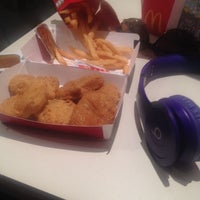 Photo taken at McDonald's by Claudia G. on 4/11/2014