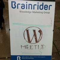 Photo taken at Brainrider HQ by Brent K. on 9/21/2013
